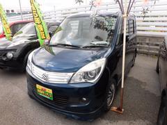 沖縄の中古車 スズキ ソリオ 車両価格 59万円 リ済込 平成23年 9.2万K ブルー