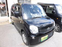 沖縄の中古車 日産 モコ 車両価格 60万円 リ済込 平成25年 4.8万K ブラック