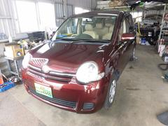 沖縄の中古車 トヨタ シエンタ 車両価格 59万円 リ済込 平成23年 6.9万K ブラウン