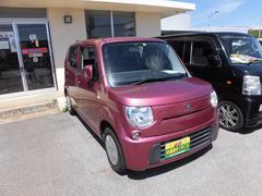 沖縄の中古車 スズキ MRワゴン 車両価格 54万円 リ済込 平成23年 5.8万K ピンク