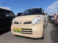 沖縄の中古車 日産 モコ 車両価格 43万円 リ済込 平成23年 8.5万K ベージュ