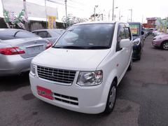 沖縄の中古車 三菱 eKワゴン 車両価格 34万円 リ済込 平成24年 9.8万K ホワイト