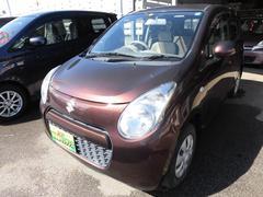 沖縄の中古車 スズキ アルト 車両価格 34万円 リ済込 平成24年 8.8万K ブラウン