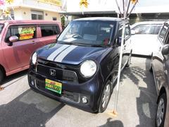 沖縄の中古車 ホンダ N−ONE 車両価格 64万円 リ済込 平成25年 7.7万K 紺