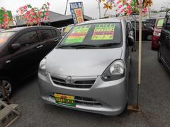 沖縄の中古車 トヨタ ピクシスエポック 車両価格 54万円 リ済込 平成25年 1.5万K シルバー