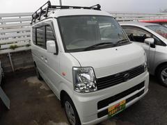 沖縄の中古車 マツダ スクラムワゴン 車両価格 54万円 リ済込 平成23年 9.2万K パール