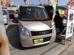 沖縄の中古車 マツダ フレアワゴン 車両価格 63万円 リ済込 平成25年 4.3万K ピンク