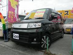 沖縄の中古車 スズキ ワゴンR 車両価格 46万円 リ済込 平成19年 8.8万K ブラック