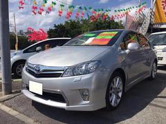 沖縄の中古車 トヨタ SAI 車両価格 142万円 リ済込 平成25年 12.6万K シルバーメタリック