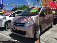 沖縄の中古車 ダイハツ ムーヴ 車両価格 43万円 リ済込 平成24年 9.5万K ライトローズマイカメタリック
