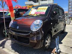 沖縄の中古車 スズキ MRワゴン 車両価格 39万円 リ済込 平成20年 9.1万K ブラウン