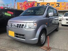 沖縄の中古車 日産 オッティ 車両価格 26万円 リ済込 平成23年 10.0万K シルバー
