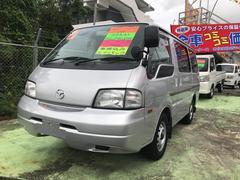 沖縄の中古車 マツダ ボンゴバン 車両価格 55万円 リ済込 平成21年 12.9万K シルバー