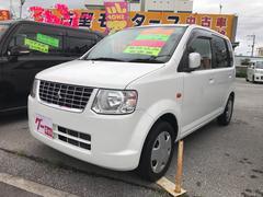 沖縄の中古車 三菱 eKワゴン 車両価格 33万円 リ済込 平成24年 10.4万K ホワイト