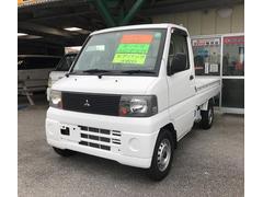 沖縄の中古車 三菱 ミニキャブトラック 車両価格 47万円 リ済込 平成17年 7.8万K ホワイト