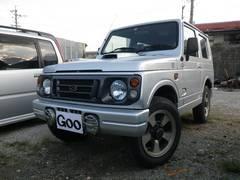 うるま市 ボディーショップ知名 スズキ ジムニー ランドベンチャー 4WD エアコン シルバー 13.0万K 平成9年