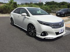 沖縄の中古車 トヨタ SAI 車両価格 209万円 リ済込 平成25年 7.2万K ホワイトM