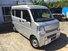 沖縄の中古車 スズキ エブリイ 車両価格 79万円 リ済込 平成28年 0.2万K グレー