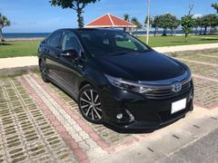 沖縄の中古車 トヨタ SAI 車両価格 238万円 リ済込 平成28後 5.4万K ブラックM
