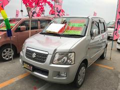 沖縄の中古車 スズキ ソリオ 車両価格 29万円 リ済込 平成19年 6.6万K シルバー