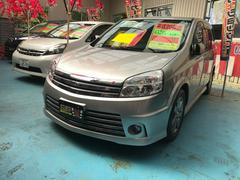 沖縄の中古車 日産 ラフェスタ 車両価格 49万円 リ済込 平成20年 7.7万K シルバー