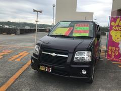 沖縄の中古車 シボレー シボレー MW 車両価格 44万円 リ済込 2010年 10.0万K ブラック