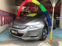 沖縄の中古車 ホンダ インサイト 車両価格 69万円 リ済込 平成22年 5.0万K ポリッシュドメタルメタリック