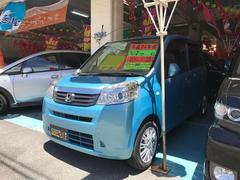 沖縄の中古車 ホンダ ライフ 車両価格 50万円 リ済込 平成24年 7.7万K ライトブルーM