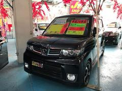 沖縄の中古車 ホンダ ゼストスパーク 車両価格 64万円 リ済込 平成24年 9.0万K ブラック