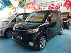 沖縄の中古車 ホンダ ゼスト 車両価格 39万円 リ済込 平成20年 9.5万K ブラック