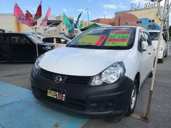 沖縄の中古車 日産 AD 車両価格 19万円 リ済込 平成23年 13.5万K ホワイト