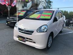 沖縄の中古車 ダイハツ ミライース 車両価格 44万円 リ済込 平成24年 10.2万K シェルローズ