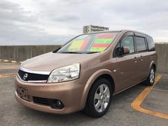 沖縄の中古車 日産 ラフェスタ 車両価格 45万円 リ済込 平成20年 7.7万K ブロンズ