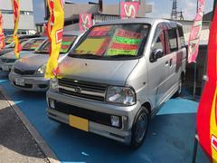 沖縄の中古車 ダイハツ アトレーワゴン 車両価格 25万円 リ済別 平成16年 15.0万K シルバー