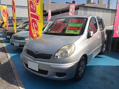 沖縄市 カーショップ M(本店) トヨタ ファンカーゴ  シルバー 11.7万K 平成16年
