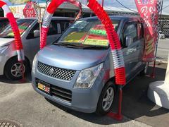沖縄の中古車 スズキ ワゴンR 車両価格 34万円 リ済込 平成21年 10.8万K ブリーズブルーメタリック