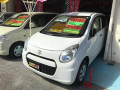 沖縄の中古車 スズキ アルト 車両価格 29万円 リ済込 平成23年 9.5万K スペリアホワイト
