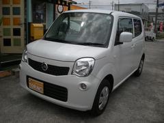 沖縄の中古車 日産 モコ 車両価格 38万円 リ済込 平成23年 9.7万K パールホワイト