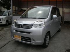 沖縄の中古車 ホンダ ライフ 車両価格 45万円 リ済込 平成23年 7.6万K シルバー
