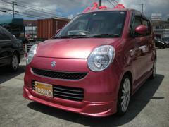 沖縄の中古車 スズキ MRワゴン 車両価格 29万円 リ済込 平成18年 11.0万K レッド