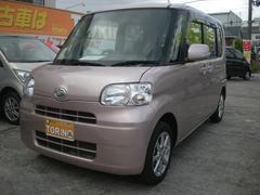 沖縄の中古車 ダイハツ タント 車両価格 50万円 リ済込 平成23年 5.3万K ピンク