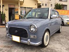 沖縄の中古車 ダイハツ ミラジーノ 車両価格 ASK リ済込 平成13年 10.5万K ブルーII