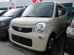 沖縄の中古車 日産 モコ 車両価格 49万円 リ済込 平成23年 11.5万K クリーム