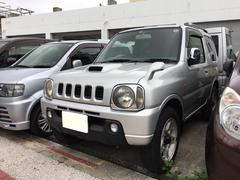 沖縄の中古車 マツダ AZオフロード 車両価格 12万円 リ済込 平成10年 21.9万K シルバーM