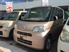 沖縄の中古車 ダイハツ タント 車両価格 45万円 リ済込 平成20年 9.4万K ライトローズメタリック