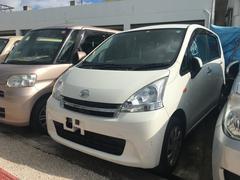 沖縄の中古車 ダイハツ ムーヴ 車両価格 37万円 リ済込 平成24年 10.4万K ホワイト