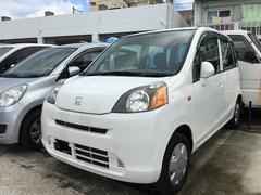 沖縄の中古車 ホンダ ライフ 車両価格 27万円 リ済込 平成22年 10.3万K タフタホワイト
