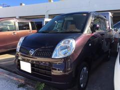 沖縄の中古車 日産 モコ 車両価格 44万円 リ済込 平成23年 9.1万K ムラサキ