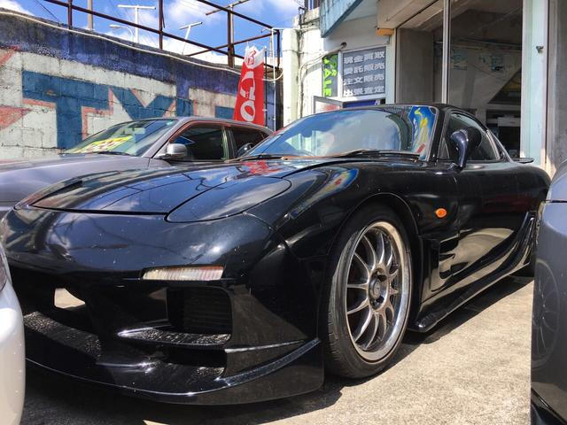 マツダ RX−7 車高調 フルエアロ