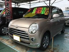 沖縄の中古車 ダイハツ ミラジーノ 車両価格 35万円 リ済別 平成20年 10.1万K ライトローズメタリック
